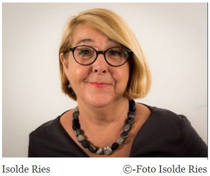 Isolde Ries --- ©-Foto Isolde Ries